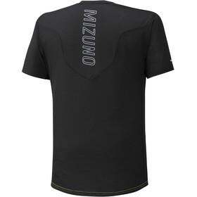 Mizuno Aero Camiseta Hombre, black